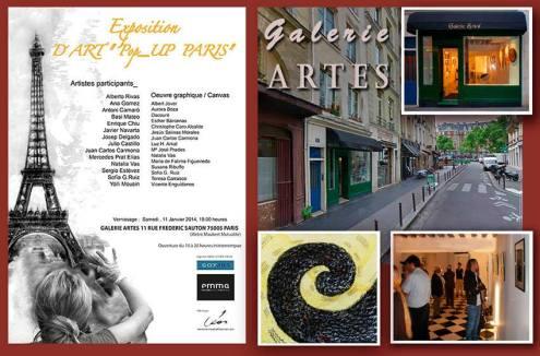 Galerie Artes París